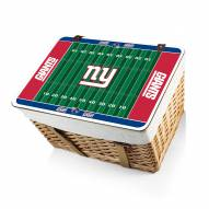New York Giants Canasta Grande Picnic Basket