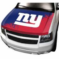New York Giants Car Hood Cover