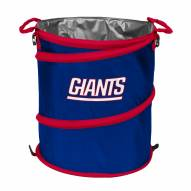 New York Giants Collapsible Laundry Hamper
