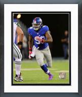 New York Giants Damontre Moore 2015 Action Framed Photo