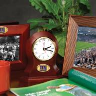 New York Giants Desk Clock