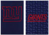 New York Giants Double Sided Glitter Flag
