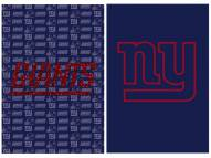 New York Giants Double Sided Glitter Garden Flag