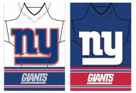 New York Giants Double Sided Jersey Flag