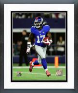 New York Giants Dwayne Harris 2015 Action Framed Photo
