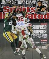 "New York Giants Hakeem Nicks ""Surprise! Surprise!"" Sports Illustrated Cover Signed 16"" x 20"" Photo"