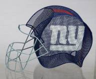 New York Giants Helmet Cork and Bottle Holder