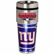 New York Giants Hi-Def Travel Tumbler