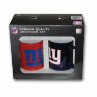 New York Giants Home & Away Coffee Mug