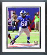 New York Giants Jon Beason 2014 Action Framed Photo