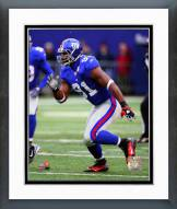 New York Giants Justin Tuck 2008 Action Framed Photo