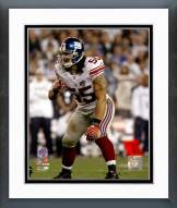 New York Giants Kawika Mitchell Super Bowl XLII Framed Photo