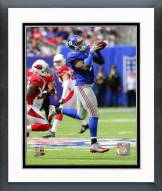 New York Giants Larry Donnell 2014 Action Framed Photo