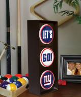 New York Giants Let's Go Light