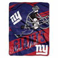 New York Giants Livin' Large Blanket