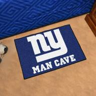 New York Giants Man Cave Starter Mat