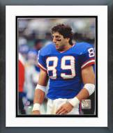 New York Giants Mark Bavaro Action Framed Photo