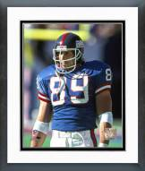 New York Giants Mark Bavaro Framed Photo