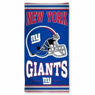 New York Giants McArthur Beach Towel