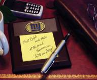 New York Giants Memo Pad Holder