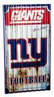 New York Giants Metal Wall Art