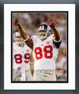 New York Giants Michael Matthews Super Bowl XLII Framed Photo