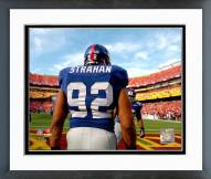 New York Giants Michael Strahan 2005 Action Framed Photo