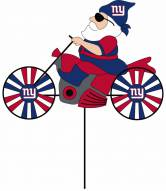 New York Giants Motorcycle Wind Spinner
