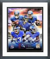 New York Giants New York Giants 2015 Team Composite Framed Photo