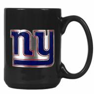 New York Giants NFL 2-Piece Ceramic Coffee Mug Set