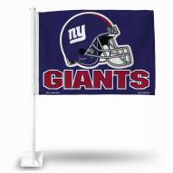 New York Giants NFL Car Flag