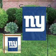 New York Giants NFL Garden Flag