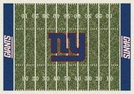 New York Giants NFL Home Field Area Rug