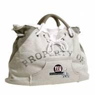 New York Giants Hoodie Tote Bag