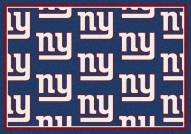 New York Giants NFL Repeat Area Rug