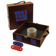 New York Giants NFL Washers Game