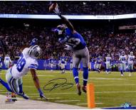 "New York Giants Odell Beckham Jr. One-Handed Touchdown Catch Signed 16"" x 20"" Photo"