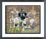 New York Giants Ottis Anderson Super Bowl XXV MVP Framed Photo