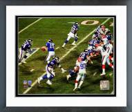New York Giants Ottis Anderson SuperBowl XXV Framed Photo
