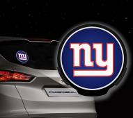 New York Giants Light Up Power Decal