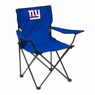 New York Giants Quad Folding Chair