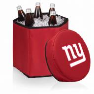 New York Giants Red Bongo Cooler
