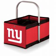 New York Giants Red Urban Picnic Basket