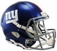 New York Giants Riddell Speed Replica Football Helmet