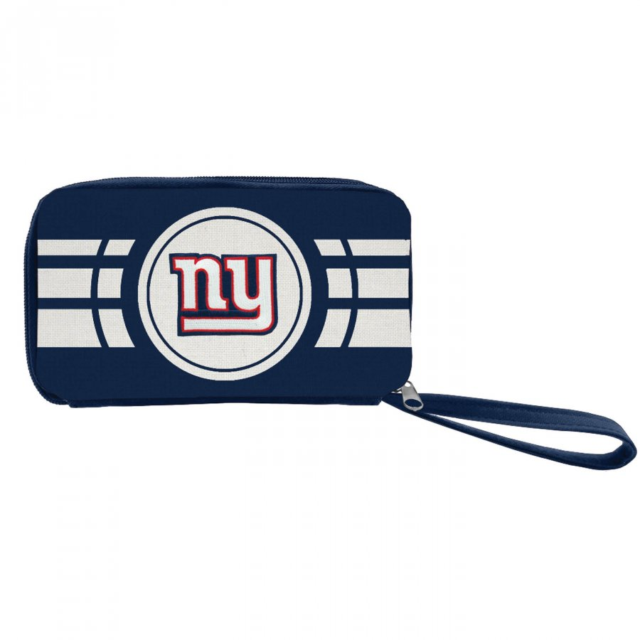 New York Giants Ripple Zip Wallet