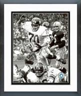 New York Giants Sam Huff 1961 Action Framed Photo