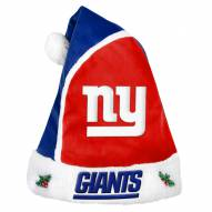New York Giants Santa Hat