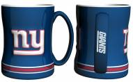 New York Giants Sculpted Relief Coffee Mug