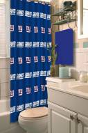New York Giants Shower Curtain