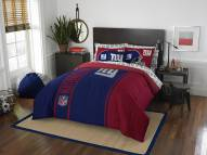 New York Giants Soft & Cozy Full Bed in a Bag